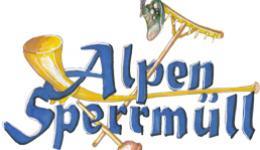 """Wir freuen uns über die Teilnahme und das Sponsoring von """"Alpensperrmüll"""""""