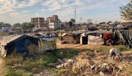 Armenviertel wie es sie auf der ganzen Welt gibt...