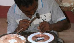 """Addendum: first pictures of the workshop """"in full swing""""."""