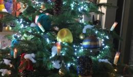 Weihnachtsgruß aus Luxemburg