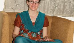 ein traditioneller indischer Punjabi...- Katrin NACHHER...
