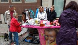 """Trempel"" market in Nuremberg"
