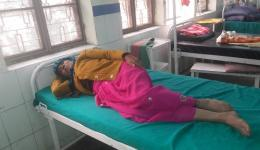 Many patients of the 'Medical Camp' and a subsequent stay in the hospital have returned home and feel better.