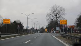 Jan. 10, 2015. After almost three days of travel and stops in Bistrita and near Vienna all are back home again. In ten days we drove a total of  3923 km by car.