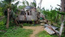 """""""Haiyan"""" hat für viele alles zerstört, was sie zum Leben hatten."""