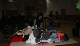 Mihaela is also sorting...