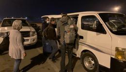 Ankunft, Erbil