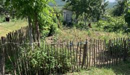 Die Bauerngärten vor den Häusern sind essentiell für die Versorgung mit frischem Obst und Gemüse...