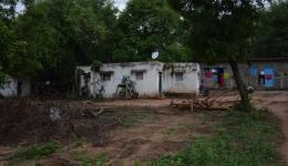 Jammikunta. Damit die bewohnten Häuschen nicht verfallen, wurden sie im vergangenen Jahr durch den FriendCircle WorldHelp renoviert.