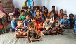 The children of Chakia...