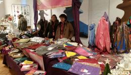 And here are some impressions from the sales stall in Oberschwappach...