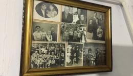 Familienfotos aus einer anderen Zeit...