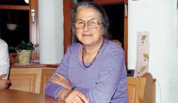 Maria Köhler, Chefsekretärin i.R., Öffentlichkeitsarbeit