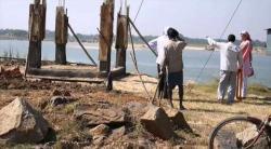 Embedded thumbnail for Bau einer verzweigten Wasserversorgung, Orissa, Indien 2011-2014