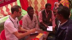 Embedded thumbnail for Medical Camp  im Sommer 2017 in Uttarakhand, Himalaya, Nordindien