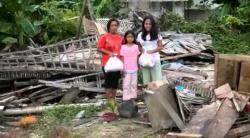 Embedded thumbnail for Verteilung von Lebensmitteln Philippinen 01/2014
